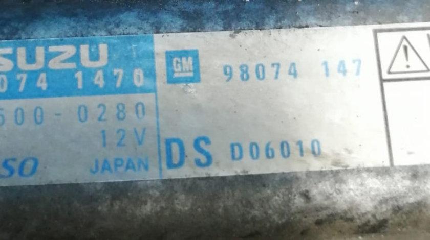 ECU Calculator Motor Opel Meriva 1.7 CDTI 112500 0280