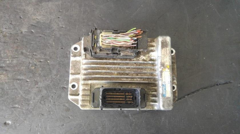 Ecu calculator motor opel meriva 1.7 cdti z17dth 112500-0200 898003220