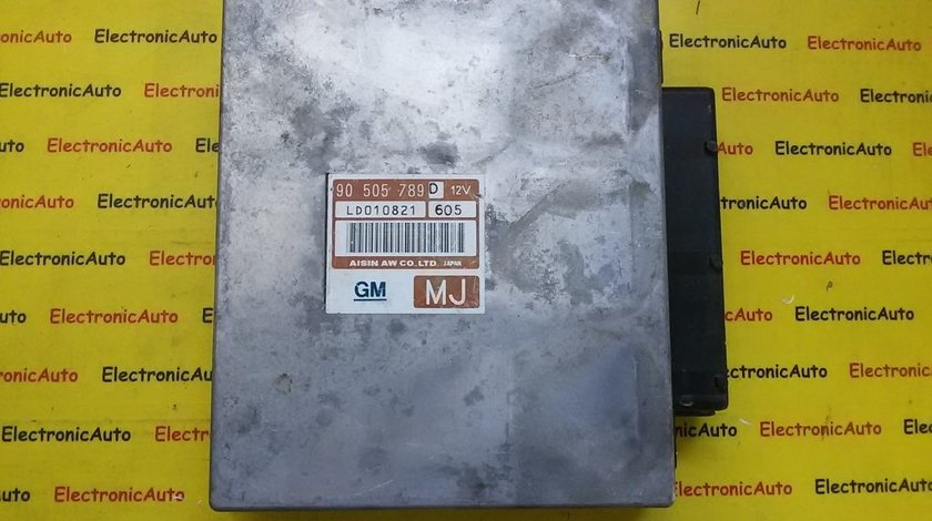 ECU Calculator motor Opel Vectra B 1.6 90505789D