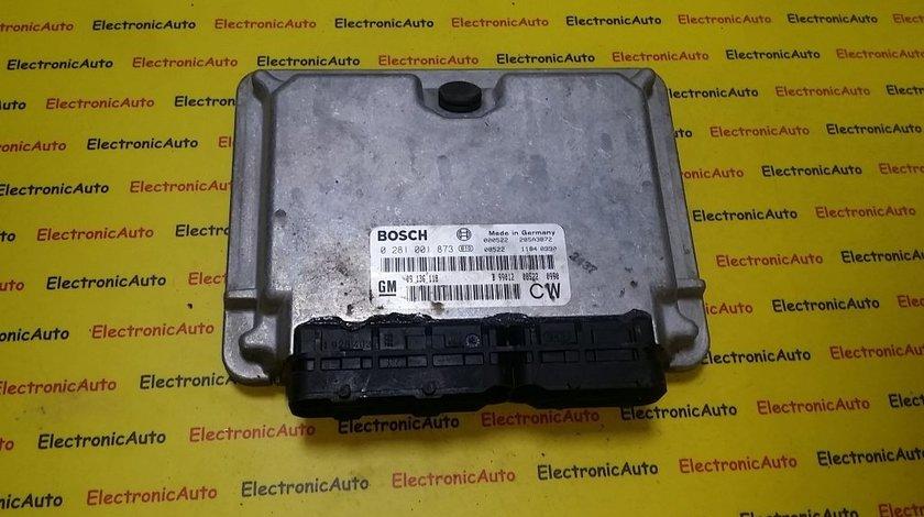 ECU Calculator motor Opel Vectra B 2.0 dti 0281001873, GM09136118