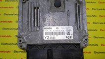 ECU Calculator motor Opel Vectra C 1.9 CDTI 028101...