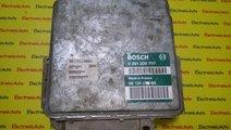 ECU Calculator motor Peugeot 106 1.0 0261200707, 9...
