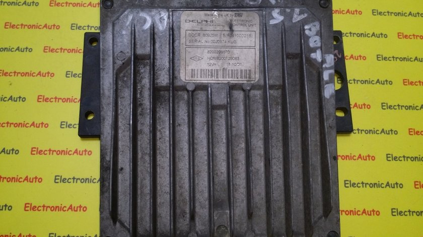 ECU Calculator motor Renault Clio 1.5DCI 8200206670