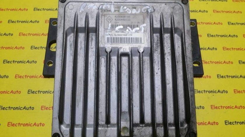 ECU Calculator motor Renault Kangoo 1.5DCI 8200498185, 8200469333