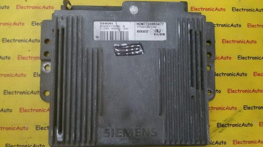 ECU Calculator motor Renault Laguna 2.0 HOM7700863477, S103717205R
