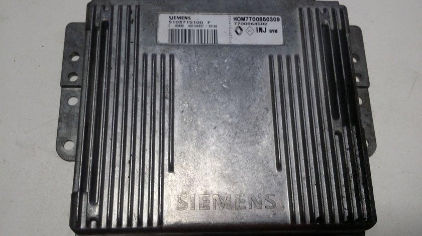 ECU Calculator motor Renault Laguna 3.0 S103715100F