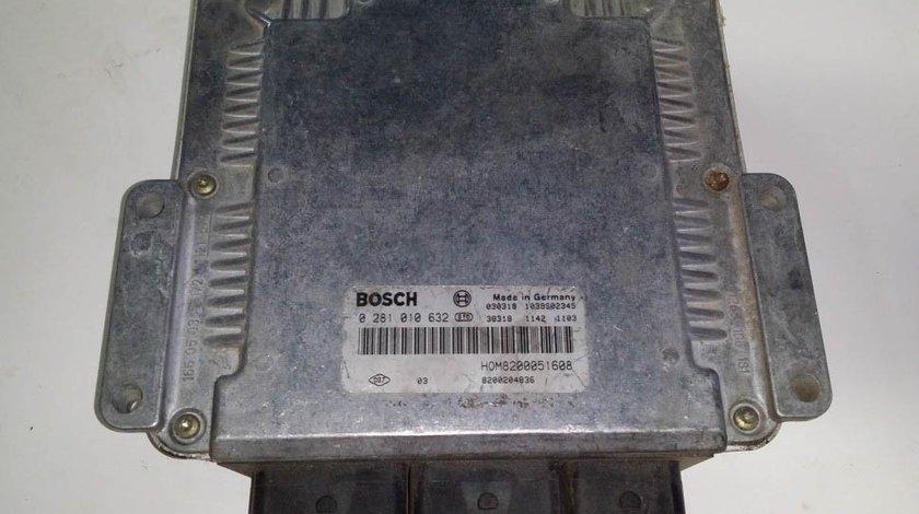 ECU Calculator motor Renault Trafic 1.9DCI 0281010632