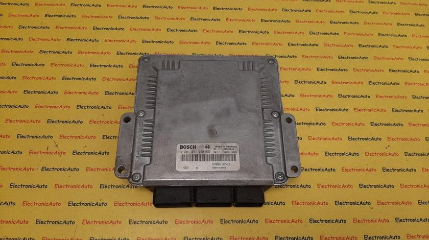 ECU Calculator motor Renault Trafic 1.9DCI 8200218613, 0281011030