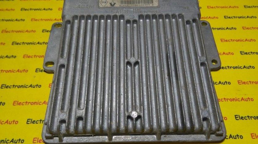 ECU Calculator motor Renault Twingo 7700108453, 7700867277