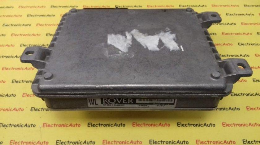 ECU Calculator Motor Rover 216 1.6, MKC104030