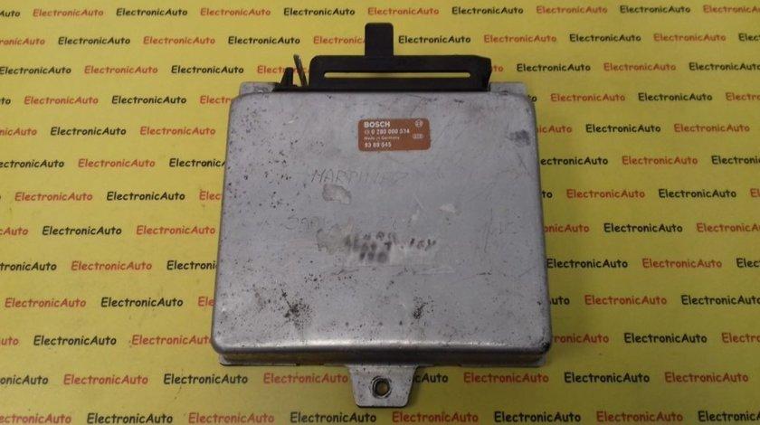 ECU Calculator Motor Saab 9000 2.0, 0280000534, 9389545
