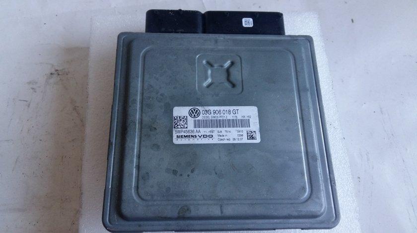 Ecu calculator motor seat altea 2.0 tdi bmn 03g906018gt 5wp45636aa