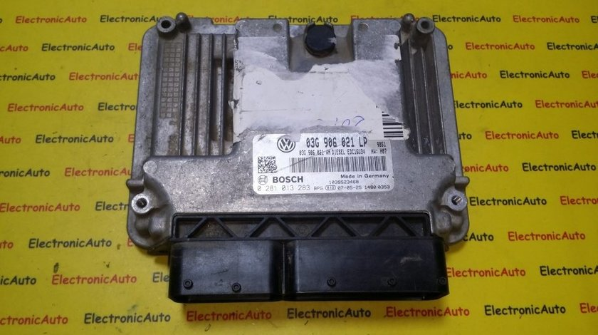 ECU Calculator motor Seat Altea 2.0TDI 0281013283, 03G906021LP