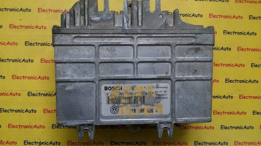 ECU Calculator motor Seat Ibiza 0261203746/747