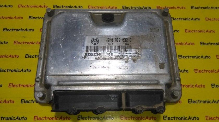 ECU Calculator motor Seat Ibiza 1.4 0261206031, 6K0906032C