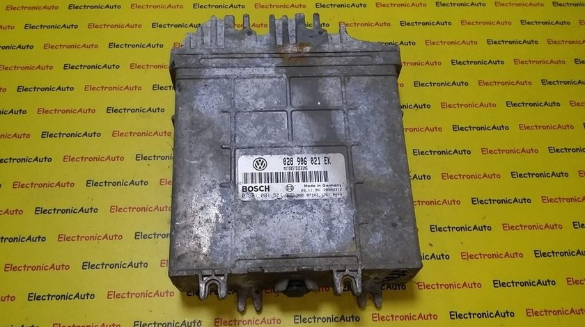 ECU Calculator motor Seat ibiza 1.9 tdi AFN 028906021EK 0281001584