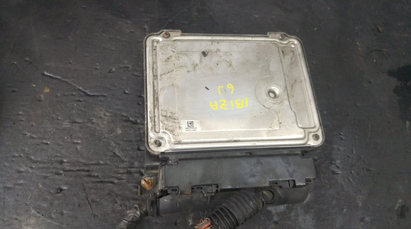 Ecu calculator motor seat ibiza 6j 1.9 tdi bls 03g906013k 0281014883