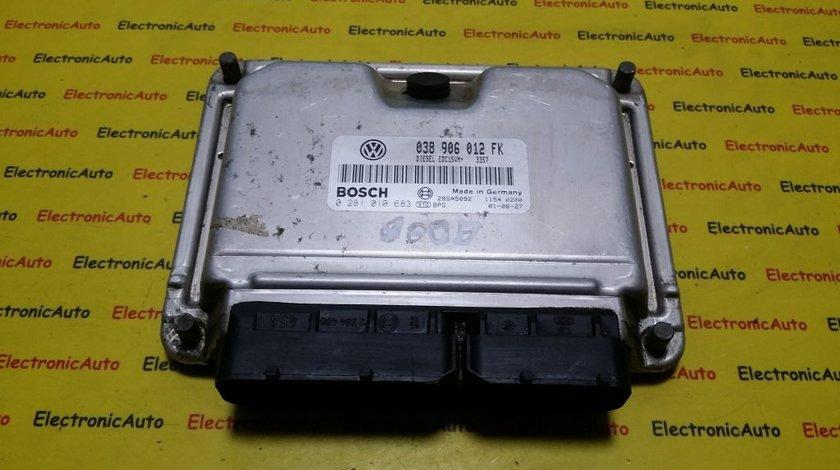 ECU Calculator motor Seat Leon 1.9 tdi 0281010683