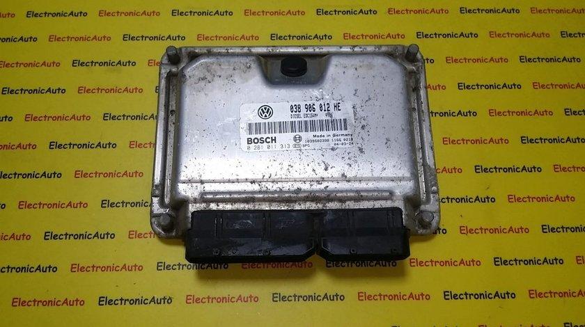 ECU Calculator motor Seat Leon 1.9 tdi 0281011313, 038906012HE