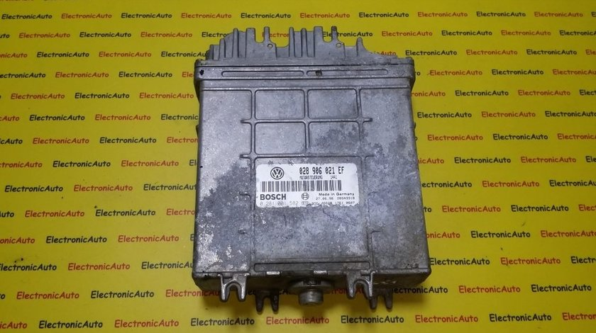 ECU Calculator motor Seat Toledo 1.9 tdi 0281001582, 028906021EF