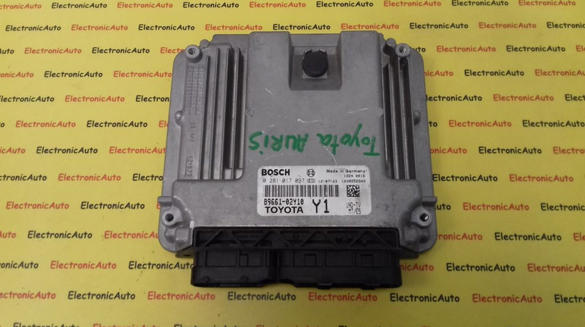 ECU Calculator Motor Toyota Auris, Yaris, 0281017097, 8966102Y10