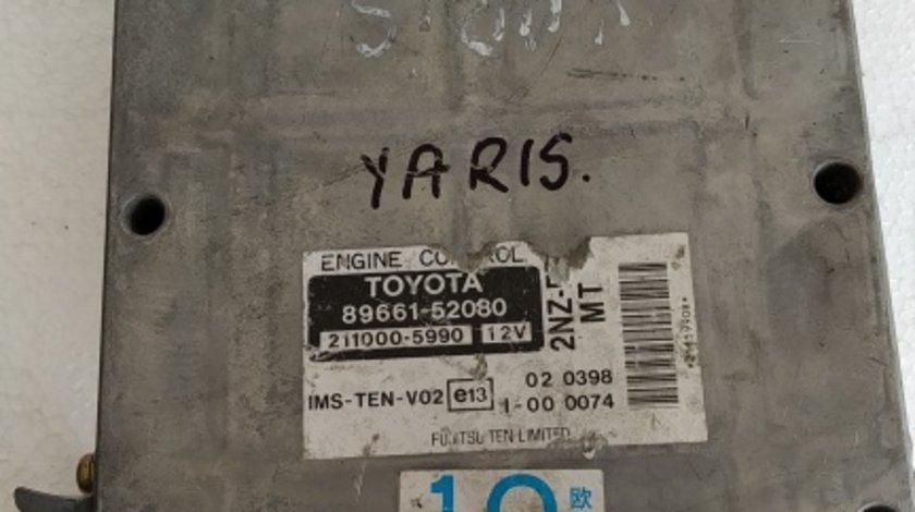 ECU calculator motor Toyota Yaris 1.3 cod 2110005990