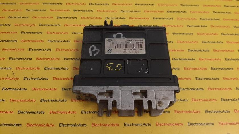 ECU Calculator motor Volkswagen Golf 3 1H0927303, 000200010045