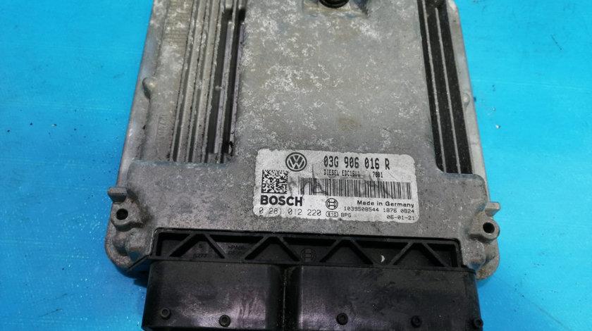 ECU Calculator motor Volkswagen Golf 5 1.9 TDI BKC 03G906016R, 0281012220