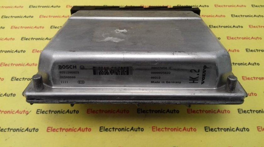 ECU Calculator Motor Volvo S80 2.9, 0261206829, 08627454A