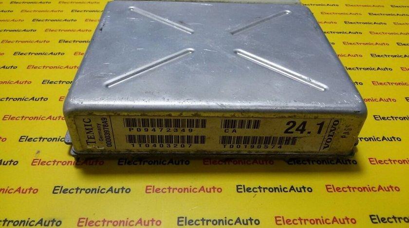 ECU Calculator motor Volvo S80 2.9 P09472349 T00190574