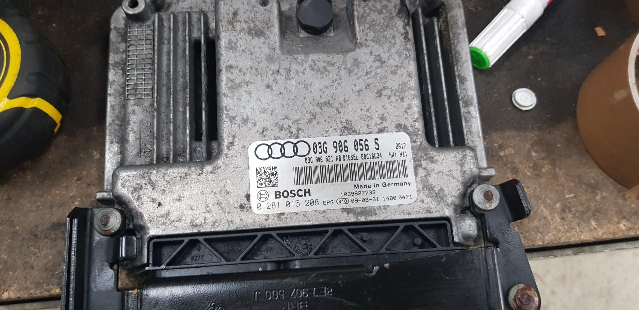 Ecu Calculator motor VW AUDI Skoda 1.9 TDI BLS 2006 2007 2008 2009