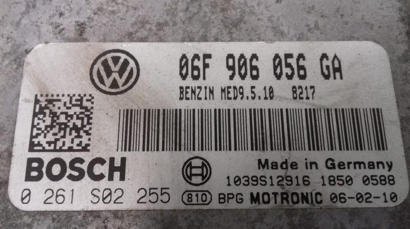 ECU Calculator Motor Vw Eos 2.0 FSI, 06F906056GA, 0261S02255 (B5RST)
