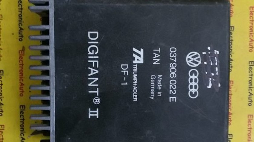 ECU Calculator motor VW Golf 2 1.8 GTI 037906022E