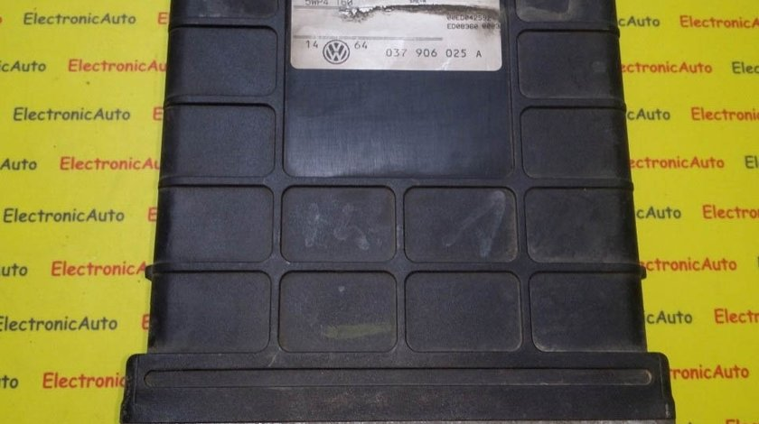 ECU Calculator motor Vw Golf 3 037906025A