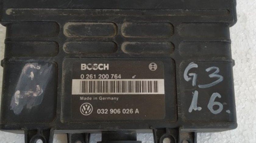 ECU Calculator motor VW Golf 3 1.4 0261200764 032906026 A