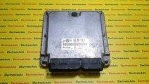 ECU Calculator motor VW Golf 4 1.6 0261S01004, 036...