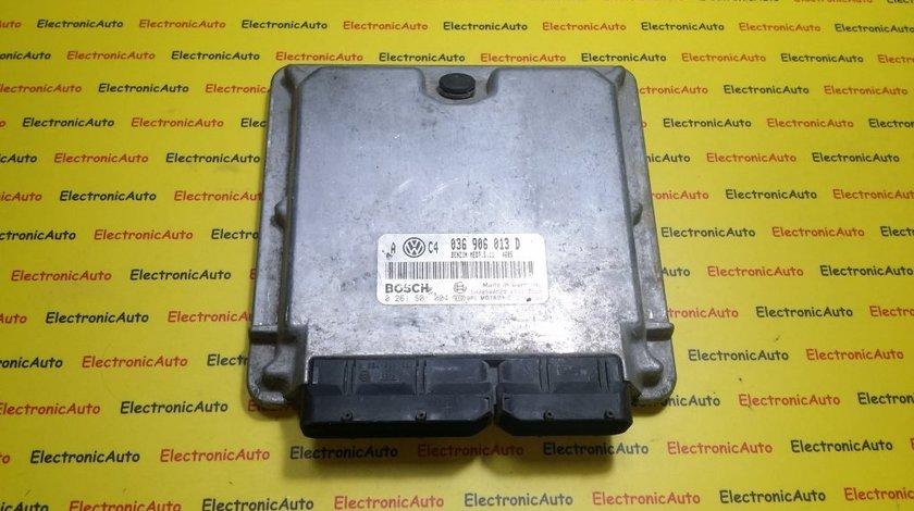 ECU Calculator motor VW Golf 4 1.6 0261S01004, 036906013D