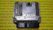 ECU Calculator motor Vw Golf 5 1.6FSI 0261S02185, ...