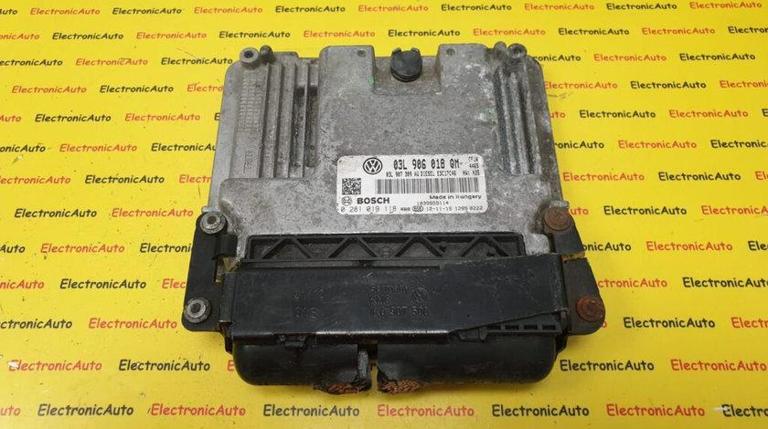 ECU Calculator Motor VW Golf 6/Audi A4/Skoda Yeti, 03L906018QM, 0281019118