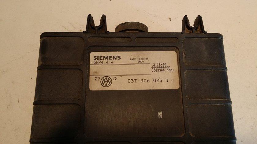 ECU Calculator motor VW Golf3 1.6 037906025T
