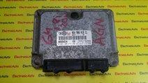 ECU Calculator motor VW Golf4 1.8 0261206076, 06A9...