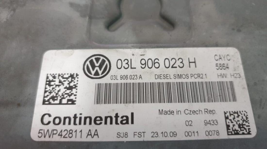 ECU Calculator Motor VW Golf6 1.6 TDi, 03L906023H, 5WP42811AA, SIMOS PCR2.1