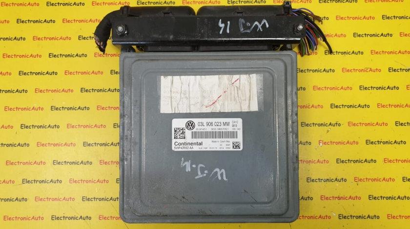 ECU Calculator motor VW Golf6 1.6 TDi 03L906023MM, 5WP42692AA