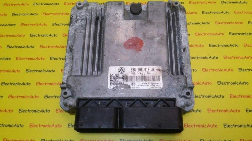 ECU Calculator Motor VW Jetta 1.9 TDI, 03G906016JK, 0281012614