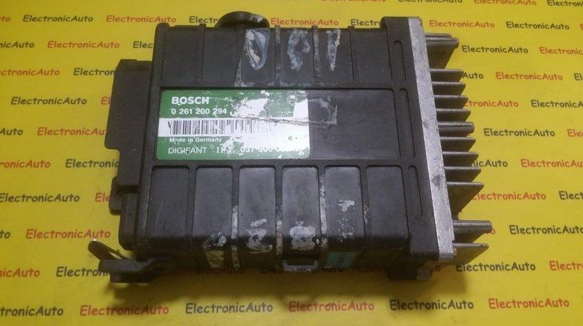 ECU Calculator motor Vw Jetta Golf 0261200294, 037906022M