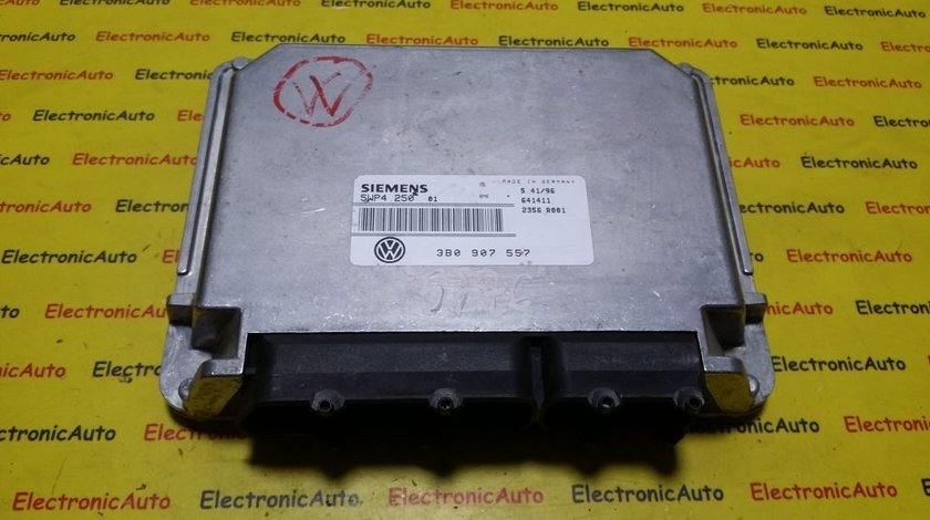 ECU Calculator motor VW Passat 1.6 3B0907557, 5WP425001