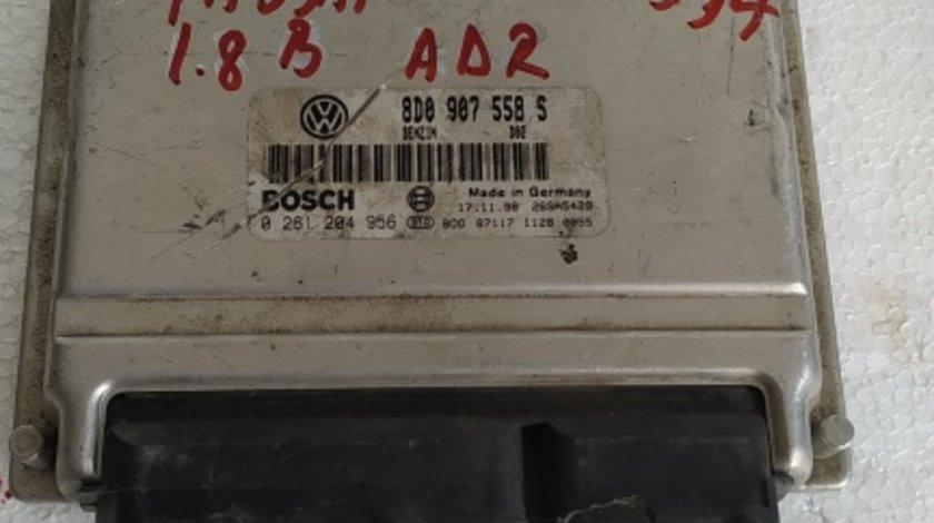 ECU Calculator motor VW Passat 1.8 ADR cod 0261204956 8D0907585 S
