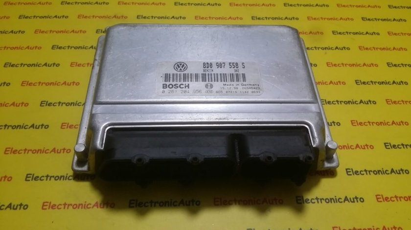 ECU Calculator motor VW Passat 1.8T 0261204956 M3.8.4 ADR