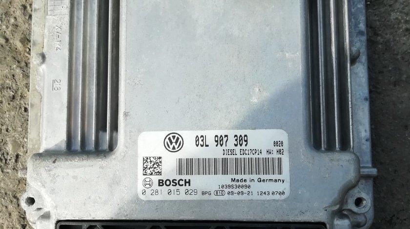 ECU Calculator Motor VW Passat 2.0 TDI 03L907309 / 03l 907 309