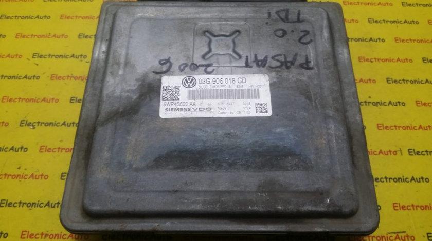 ECU Calculator motor VW Passat 2.0TDI 03G906018CD SIMOS PPD1.5 BKP
